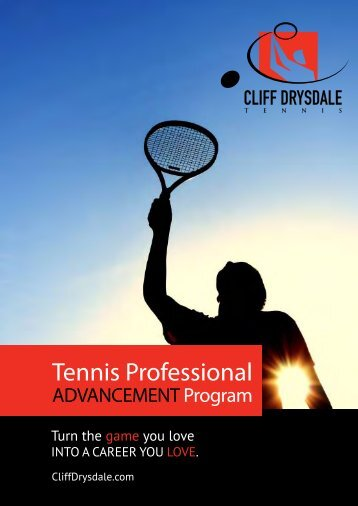Here - Cliff Drysdale Tennis