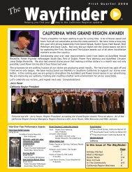 CALIFORNIA WINS GRAND REGION AWARD! - Spinelli Graphics