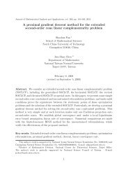 A proximal gradient descent method for the extended second-order ...