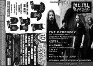 distribuční katalog metal breath production