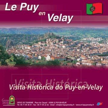 """Guide """"portugais"""":Guide portugais - Le Puy-en-Velay"""