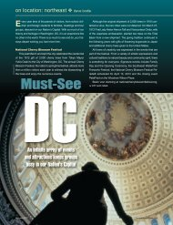 Washington DC.pdf - Leisure Group Travel