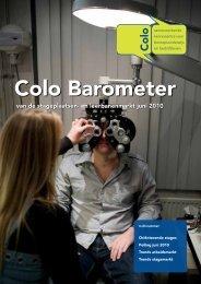 Colo Barometer - Regionaal Platform Arbeidsmarktbeleid Noord ...