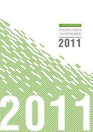 výroční zpráva o hospodaření - Fakulta životního prostředí - UJEP
