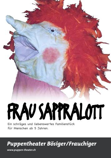 Puppentheater Bösiger/Frauchiger