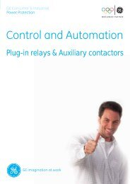 Plug-in relays