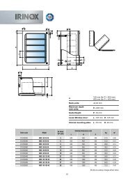 Rack units - Comdes