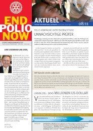 Newsletter Web-Version (.pdf) - PolioPlus