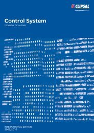 Download – Control System Catalogue - Schneider Electric