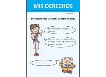 Mis Derechos: nuestros derecho como consumidores - Pontificia ...