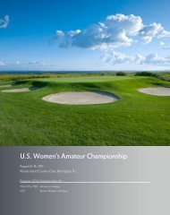 U.S. Women's Amateur Championship - USGA