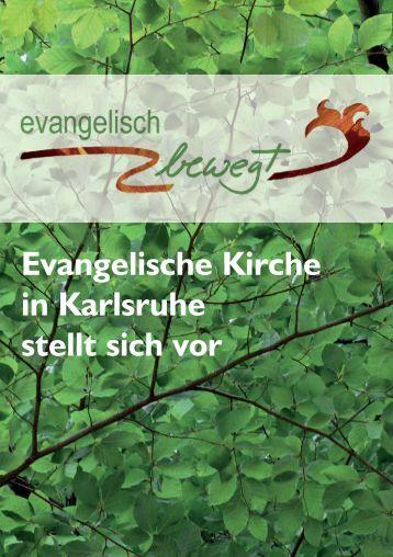Evangelische Kirche in Karlsruhe stellt sich vor