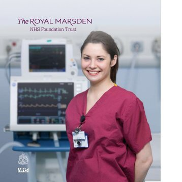 Annual Review 2009/10 - Royal Marsden Hospital