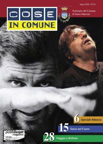 Scarica il Notiziario: Uscita Novembre 2005 - Comune di Sasso ...