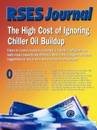 The High Cost of Ignoring Chiller Oil Buildup The High Cost of ...