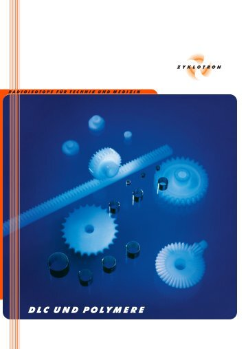 DLC und Polymere - Zyklotron-ag.de