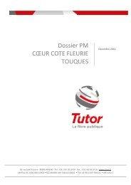 Dossier PM CŒUR COTE FLEURIE TOUQUES - LaFibre.info