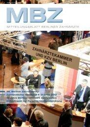 II. Quartal 2012 - Zahnärztekammer Berlin