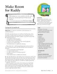 Make Room for Raddy - KidsGardening.com