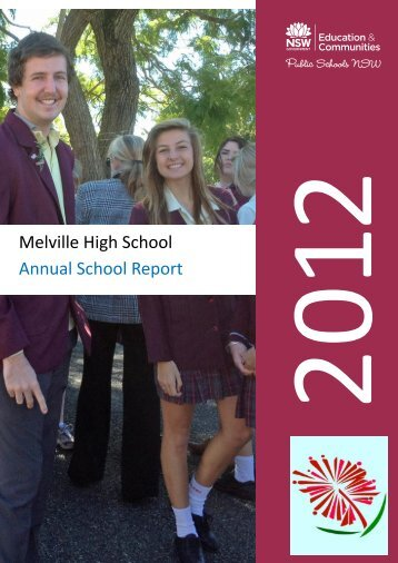 Annual School Report 2012 - Millennium