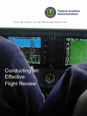 Conducting an Effective Flight Review - Gold Seal Online Ground ...