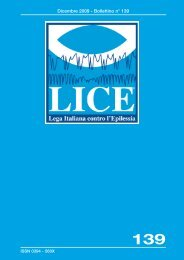 139 - Lice