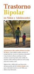 Trastorno Bipolar en Niños y Adolescentes - NIMH
