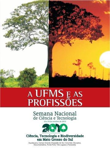 Catálogo SNCT 2010.pmd - copeve - ufms - Universidade Federal ...