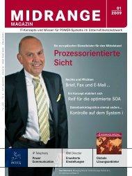 Prozessorientierte Sicht - Midrange Magazin