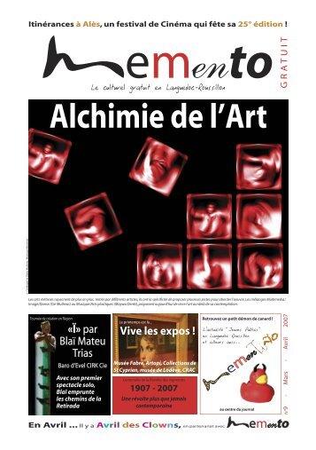 par Blaï Mateu Trias Vive les expos - Memento, le culturel gratuit en ...