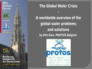 The Global Watercrisis