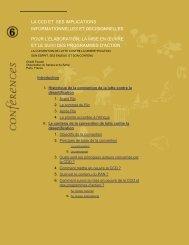 la ccd et ses implications informationnelles et decisionnelles pour l ...