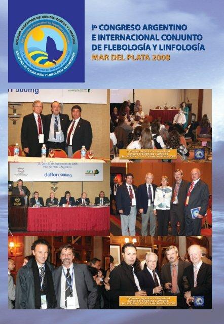 iº congreso argentino e internacional conjunto de flebología y ...