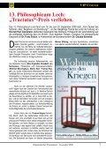 museen & ausstellungen - Diplomatischer Pressedienst - Page 7