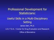 Useful Skills in