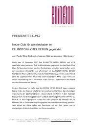 Text als Download - Ellington Hotel Berlin