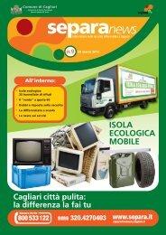 ISOLA ECOLOGICA MOBILE - Separa