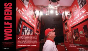 Read article - NC State Alumni Association