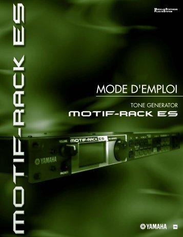 Mode Voix - Yamaha