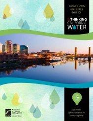 ACWA event brochure