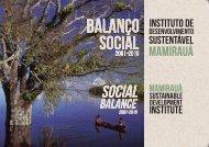 Summary - Instituto de Desenvolvimento Sustentável Mamirauá