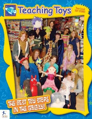 Your Local ToY STore! - Uptown Gig Harbor