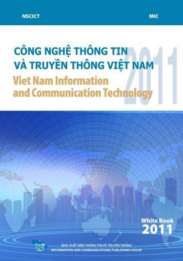 Sách trắng 2011 - Bộ Thông tin & Truyền thông