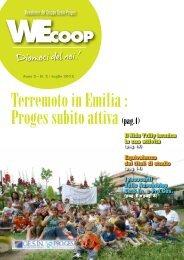 Wecoop Luglio 2012 - Pro.Ges.