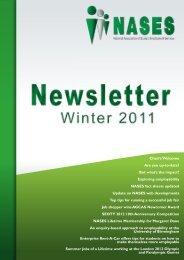 NASES Newsletter Winter 2011