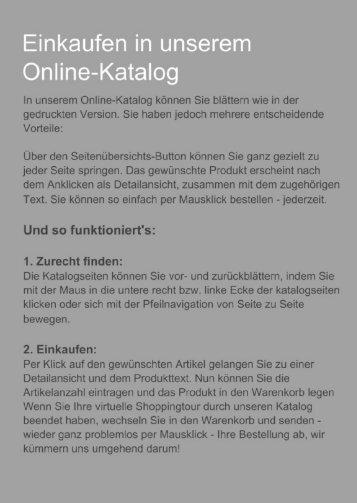 = 1 Preis - Brigitte Geschenke GmbH