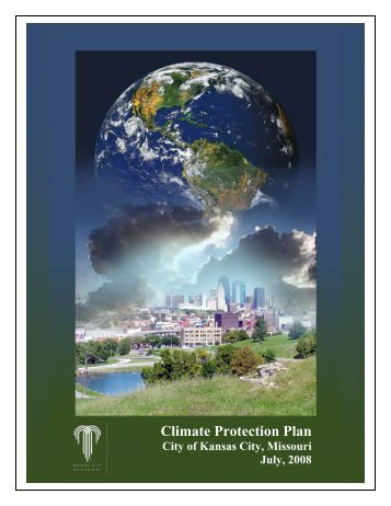 City of KCMO Climate Protection Plan - Mid-America Regional Council