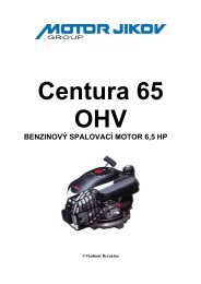CENT65_v1 - motor jikov group