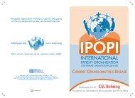 Chronic Granulomatous Disease - Ipopi