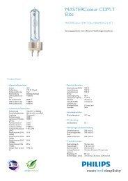 Philips MASTERColour CDM-T Elite 100W/930 G12 1CT